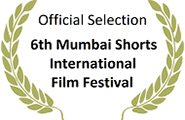 Mumbai Shorts International Film Festival laurel