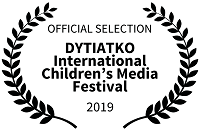DYTIATKO International Children's Media Festival laurel