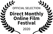 Direct Monthly Online Film Festival laurel
