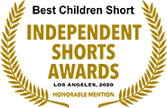 Winner: Best Film on Religion, Independent Shorts Awards, 2020