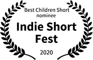 Nominated Best Children Short, Indie Short Fest 2020