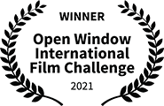 Winner: Best Music Video, Open Window International Film Challenge 2021