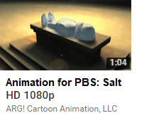 PBS scientific animation by ARG!