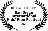 Official Selection: San Diego International Kids' Film Festival