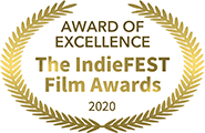 Award of Excellence: Children/Family Programming, The IndieFEST Film Awards 2020