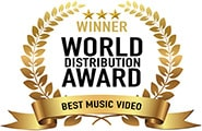 Winner: Best Music Video, World Distribution Award 2021