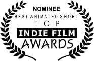 Top Indie Film Awards laurel